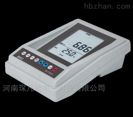 实验室工厂企业化验室台式pH/mV/温度分析仪