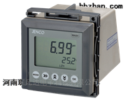 在線pH或mV變送、控製器分析儀工業用水