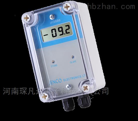 工业用壁挂式两线制pH变送器测定仪