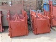 铸铁闸门0.5*0.5米圆闸门价格和怎么使用