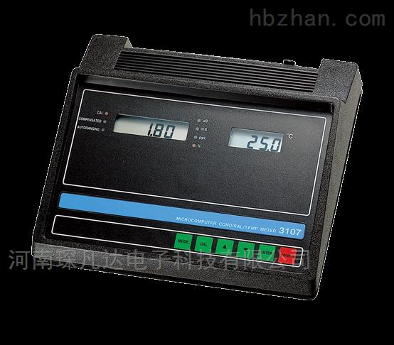 高精度台式电导率/盐度测试仪