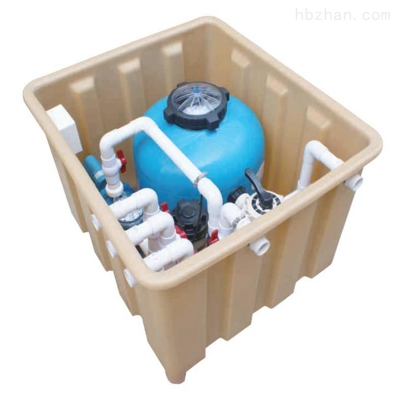 会所游泳池过滤设备