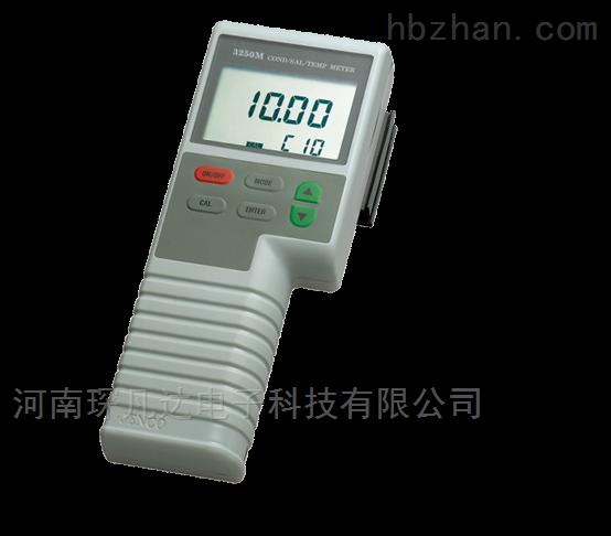 便携式精密导电导率盐度 /TDS仪