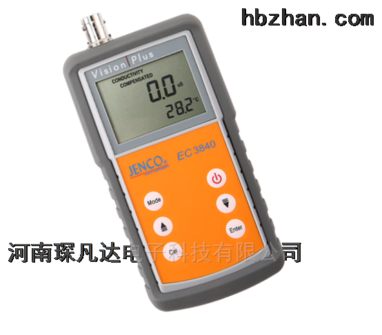 便携式电导率/TDS/盐度/温度测试仪