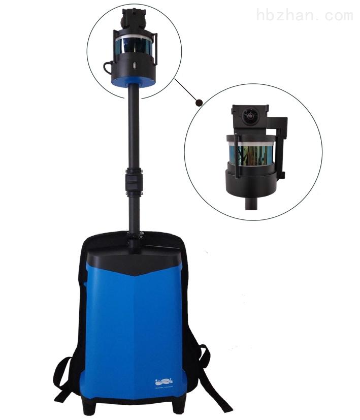 LiBackpack C50背包激光雷达扫描系统