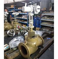 ZSJM-16C多功能电动套筒大口径调节阀ZSJM