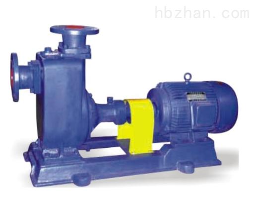 ZX清水自吸泵