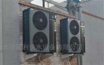 企业员工宿舍空气能源热泵的热水应用