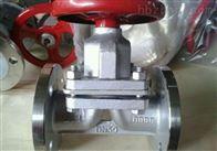 G41F4衬氟不锈钢隔膜閥