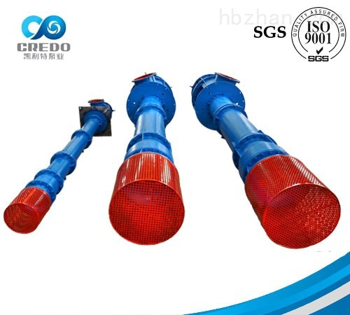 立式长轴泵