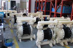 耐强腐蚀气动隔膜泵