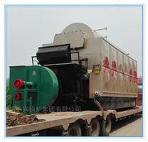 河南永兴锅炉集团4吨生物质蒸汽锅炉