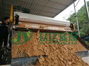 砂场石场污泥压泥机,带式压滤设备污水处理
