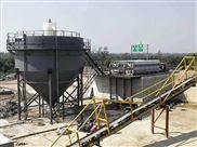 风化石榨干污泥机采石场污水泥浆分离机