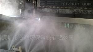 喷雾降尘设备材质质量好的厂家