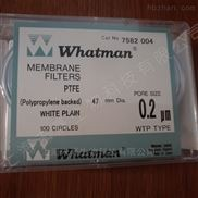 WHATMAN聚四氟乙烯PTFE濾膜0.2um孔徑