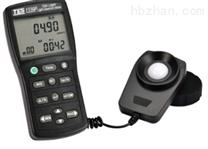TES-1339P記錄型照度計專業數字照度儀