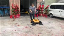 無動力掃地機CD200A純機械手推清掃機