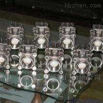 Q611TC三片式陶瓷球閥