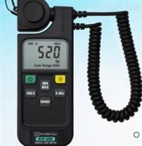 日本共立KEW 5204數字式照度計