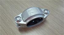 挠性卡箍DN50 耐压350psi不锈钢拷贝林卡箍