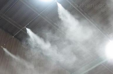 樂山廠房降塵降溫系統