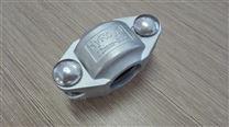 卡箍DN25 304不锈钢 1寸沟槽管卡