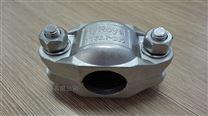 高压拷贝林 DN25 1寸不锈钢高压卡箍