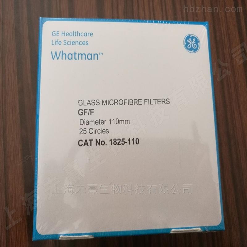 GE WHTAMAN直径110mm玻璃纤维滤纸