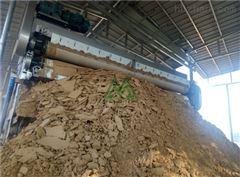 砂场泥浆脱水机