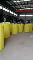 耐酸碱加厚2立方搅拌桶