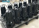 自洁式铰刀潜污泵MPE100-2_铸铁水泵