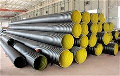 钢带PE双壁波纹管-洛阳管业