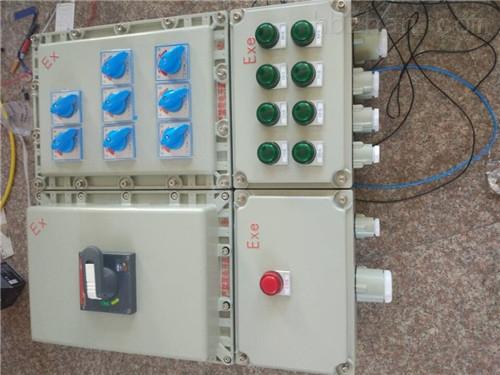BXM51-12/25/K100防爆照明电源箱