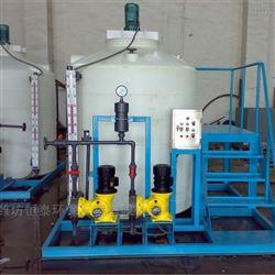 白山市循环水加药装置