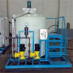 丹东市循环水加药装置