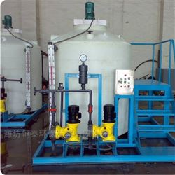 安徽循环水加药装置工作原理介绍