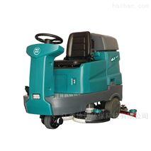 地洁X3洗地机多功能车间停车洗地车