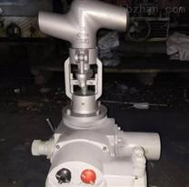 J961Y高溫高壓電動截止閥