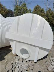 谦源6000升塑料加药罐/6立方化工搅拌罐