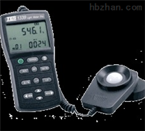 台灣泰仕TES-1339R照度計