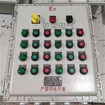 塗料分散機防爆操作按鈕箱