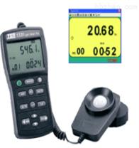 專業級照度計(RS-232)TES-1339R