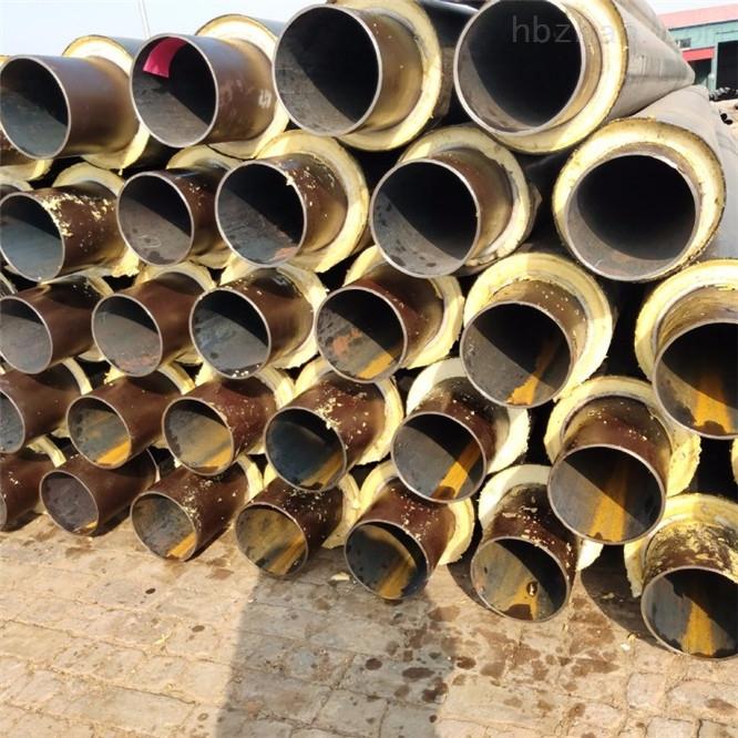 常规型塑套钢防腐蒸汽保温管规格