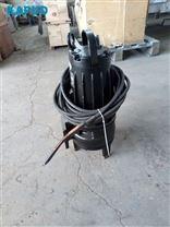 液下污水泵WQ15-20-2.2_小型污泥泵