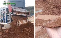 陕西渭滨洗砂泥浆处理