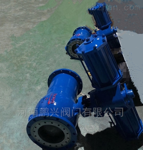 炼钢炼铁厂气动卸灰球阀