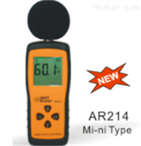 AR214數字噪音計