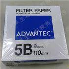 ADVANTEC东洋NO.5B定量滤纸