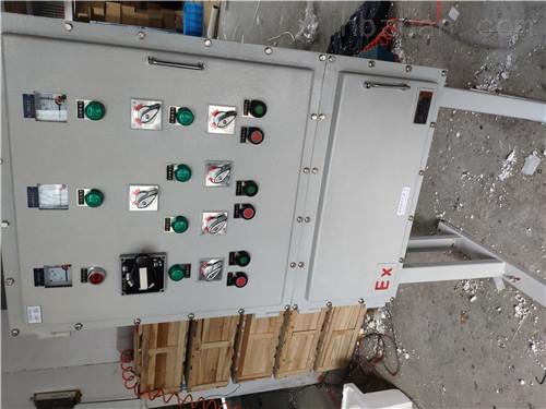 BXMD钢板焊接照明动力配电箱